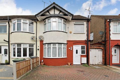 3 bedroom terraced house for sale - Wickstead Avenue, Luton