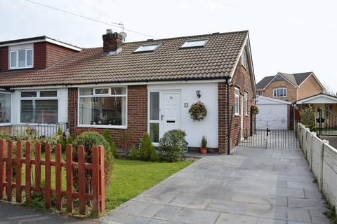 3 bedroom semi-detached bungalow for sale - Broughton Avenue, Lowton, WA3 2PR