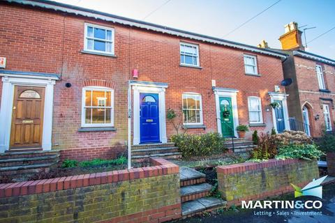 2 bedroom terraced house to rent - York Street, Harborne, B17
