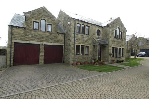 5 bedroom detached house for sale - The Croft, Upper Cumberworth, Huddersfield