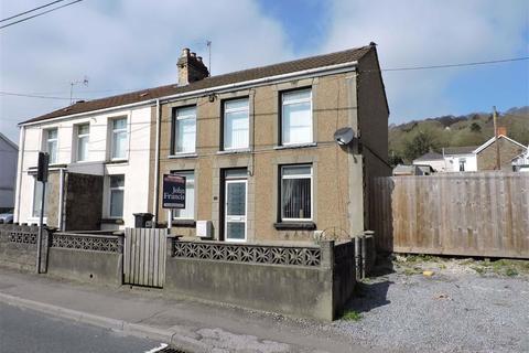 2 bedroom semi-detached house for sale - Swansea Road, Trebanos