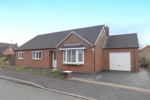 2 bedroom detached bungalow for sale - Westwood Park Drive, Leek, Staffordshire