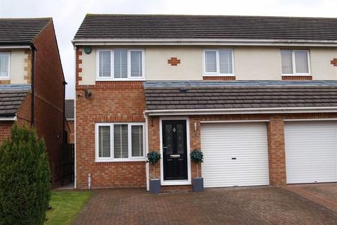 3 bedroom semi-detached house for sale - Murston Avenue, Cramlington