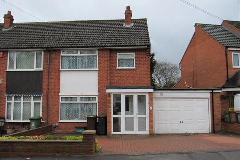 3 bedroom semi-detached house for sale - Leam Crescent, Solihull