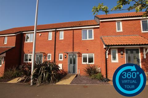 2 bedroom terraced house for sale - Myrtlebury Way, Hill Barton Vale, Exeter
