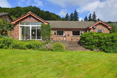 4 bedroom bungalow for sale - Llwyn Bedw, 2, Plas Hafren, Milford Road, Newtown, Powys, SY16