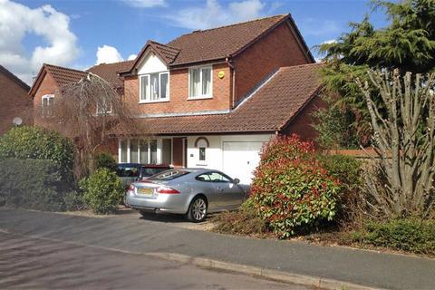 3 bedroom detached house for sale - Jardine Drive, Bishops Cleeve, Cheltenham, GL52