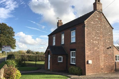 3 bedroom detached house for sale - Uttoxeter Road, Hill Ridware, Rugeley, WS15