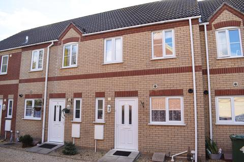 2 bedroom terraced house for sale - Bruce Close, Wisbech, PE13