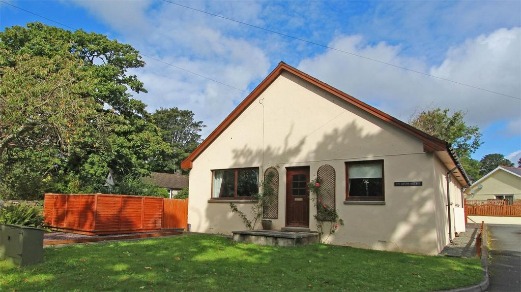 3 Bedrooms Detached Bungalow for sale in Ty Afon Artro, Riverside Place, Llanbedr, Gwynedd