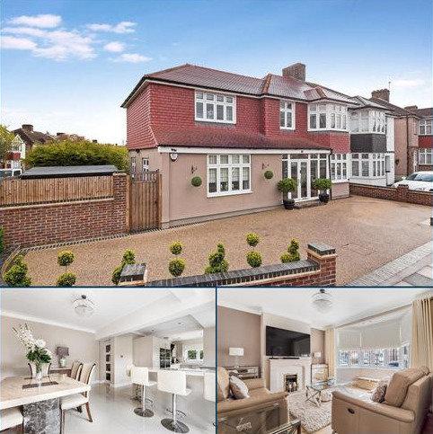 4 bedroom semi-detached house for sale - Dulverton Road London SE9