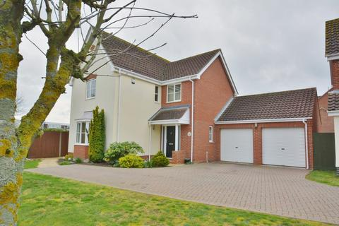 4 bedroom detached house for sale - Cranes Meadow, Harleston