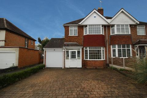 3 bedroom semi-detached house to rent - Arundel Crescent, Solihull