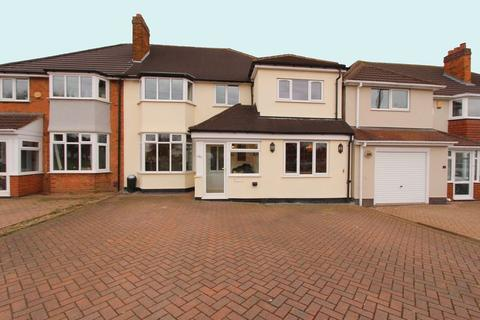 5 bedroom semi-detached house for sale - Hollyhurst Road, Sutton Coldfield