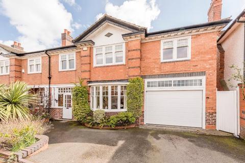 5 bedroom semi-detached house for sale - Crosbie Road, Harborne, Birmingham, B17 9BE