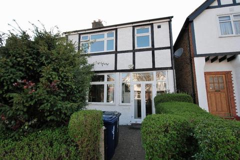 4 bedroom semi-detached house to rent - Briarbank Road, Ealing, London, W13 0HH
