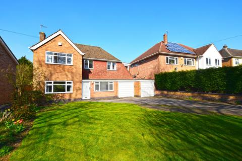 4 bedroom detached house for sale - The Fairway, OADBY, Leicester, Leicestershire, LE2