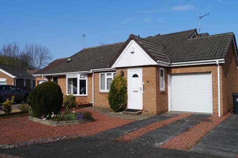 2 bedroom semi-detached bungalow for sale - Eland Edge, Ponteland, Newcastle Upon Tyne, Northumberland