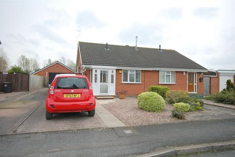 2 bedroom semi-detached bungalow for sale - Hythe Avenue, Crewe