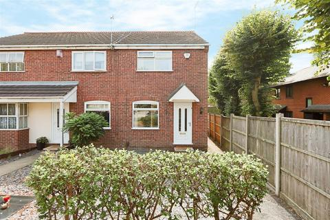 2 bedroom townhouse for sale - Woodland Avenue, Highbury Vale, Nottingham, NG6 9BY