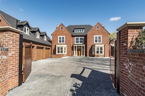 6 bedroom detached house for sale - Chessetts Wood Road, Lapworth, Solihull