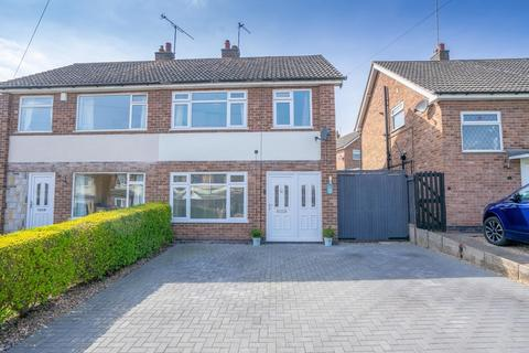 3 bedroom semi-detached house for sale - Coltbeck Avenue, Narborough, Leicester