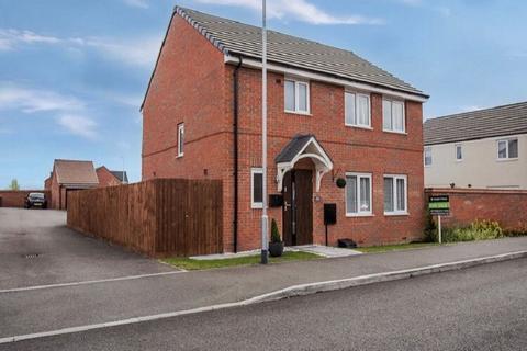 3 bedroom detached house for sale - Bedstone Way, Farcet, Peterborough, Cambridgeshire. PE7 3DW