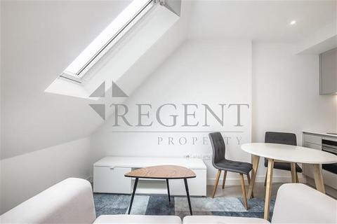 Studio to rent - Albion Court, Hammersmith, W6