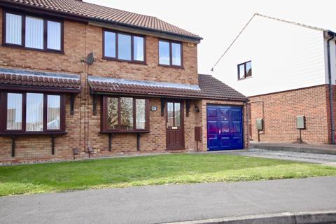 3 bedroom semi-detached house to rent - Swayne Close, Glebe Park, Lincoln