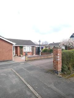 3 bedroom semi-detached bungalow to rent - 3 Bed Bungalow - Ruskin Avenue, Syston, Leicester