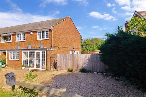 3 bedroom end of terrace house for sale - Broomfield Road, Kingswood, Maidstone, Kent