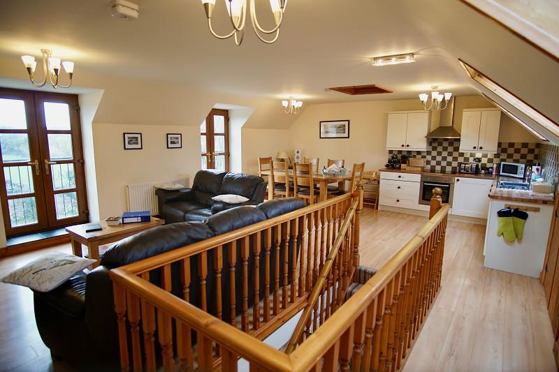 Attached Holiday Cottage