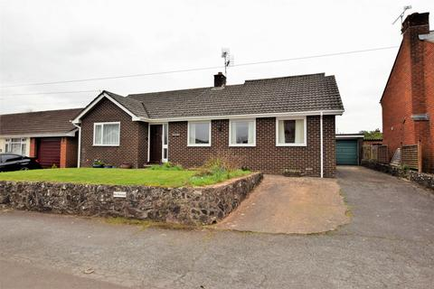 3 bedroom bungalow for sale - The Green, Ide, EX2