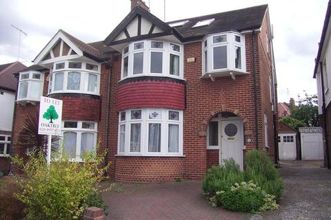 4 bedroom semi-detached house to rent - Brookfield Avenue, London