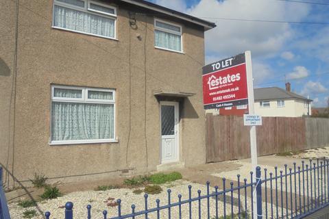 3 bedroom semi-detached house to rent - Ellerby Grove, Hull HU9