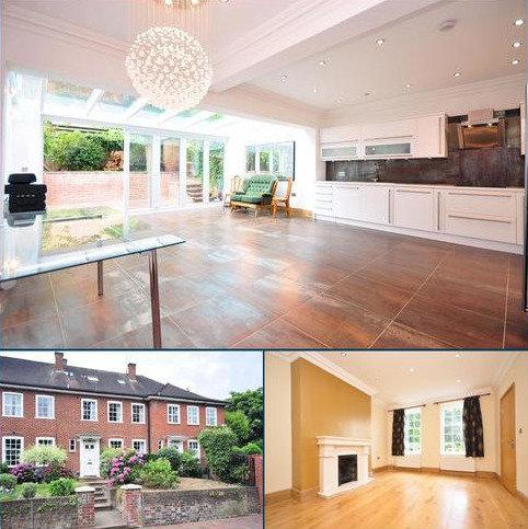 4 bedroom house to rent - Redington Gardens, Hampstead, Hampstead, London, NW3