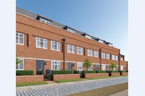 3 bedroom mews for sale - The Belton V2, Egerton Park, Altrincham