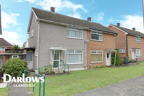 2 bedroom semi-detached house for sale - Fishguard Close, Llanishen, Cardiff, CF14