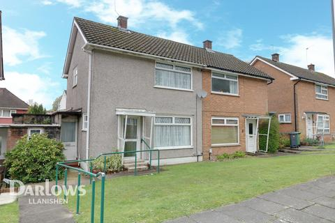 2 bedroom semi-detached house for sale - Fishguard Close, Cardiff