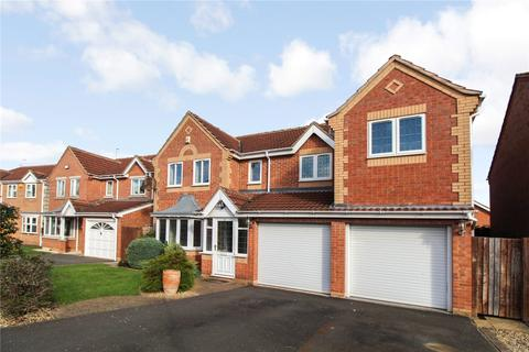 4 bedroom detached house to rent - Juno Close, Glenfield, Leicester, Leicestershire, LE3