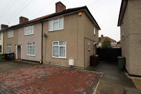 2 bedroom end of terrace house to rent - Fanshawe Crescent, Dagenham RM9