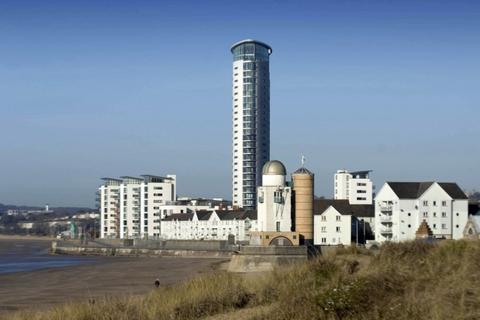 1 bedroom apartment to rent - Meridian Bay, Meridian Quay, Swansea SA1 1PL