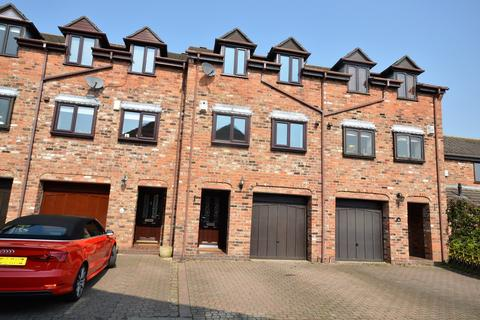 3 bedroom townhouse to rent - Cyril Bell Close, Lymm