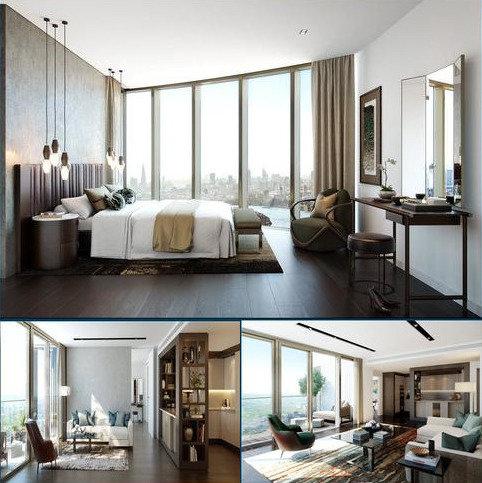 3 bedroom flat for sale - Canary Wharf, London, E14