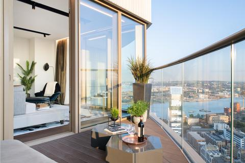 3 bedroom flat - Apartment 33.01 , One Park Drive, Canary Wharf, London, E14