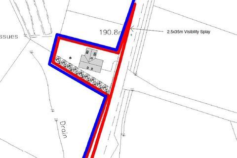 Land for sale - Plot 1, Dillarburn Road, Dillarburn