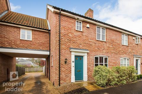 3 bedroom terraced house for sale - Vanguard Chase, Norwich