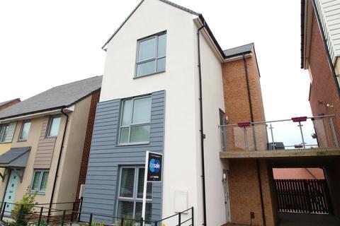 3 bedroom link detached house for sale - Benwell