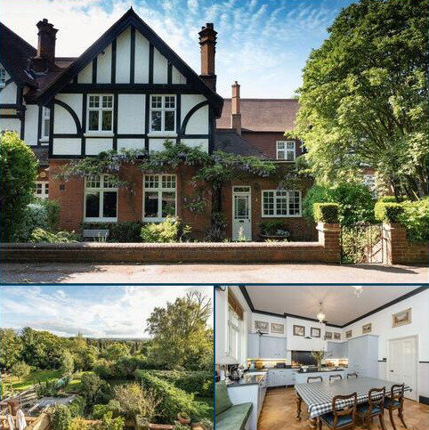 4 bedroom terraced house for sale - Wrens Hill, Oxshott, KT22