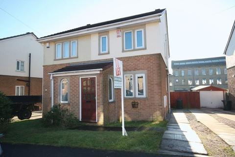 2 bedroom semi-detached house to rent - Clydesdale Drive, Bradford
